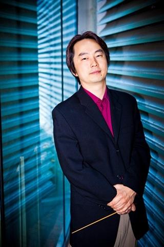 Conductor David Cho
